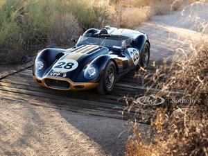 Picture of 1958 Lister-Jaguar Knobbly  For Sale by Auction