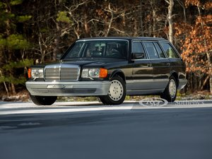 Picture of 1990 Mercedes-Benz 560 TEL Estate by Caro For Sale by Auction