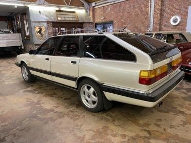 1991 Audi 200 TURBO QUATTRO AVANT Wagon Rare 1 of 150