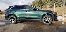 2017 Jaguar F Pace 200 MPH SUV clean Green 12k miles $49k For Sale (picture 1 of 12)