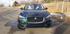 2017 Jaguar F Pace 200 MPH SUV clean Green 12k miles $49k For Sale (picture 3 of 12)