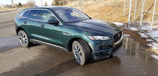 2017 Jaguar F Pace 200 MPH SUV clean Green 12k miles $49k For Sale (picture 4 of 12)
