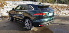 2017 Jaguar F Pace 200 MPH SUV clean Green 12k miles $49k For Sale (picture 7 of 12)
