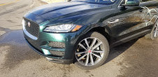 2017 Jaguar F Pace 200 MPH SUV clean Green 12k miles $49k For Sale (picture 8 of 12)