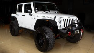 Picture of 2015 Jeep RUBICON UNLIMITED CUSTOM AWD 4x4 SUV $42.9k For Sale