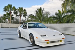 Picture of 1988 Nissan 300ZX Turbo Shiro Rare 1 of kind made $24.9k For Sale