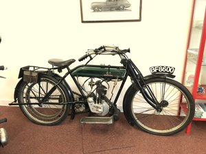 Picture of 1921 Humphrey and Dawes OK 293cc 100 years old For Sale