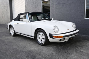 Picture of 1988 Carrera Cabriolet Convertible G50 only 56k miles $58.9k For Sale