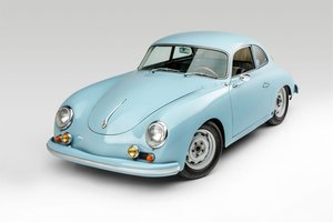 Picture of 1959 Porsche 356A GT Outlaw Coupe clean Blue driver $139.5k For Sale