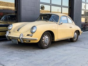 Picture of 1965 Porsche 356C Karmann Coupe Project 11k miles $58.9k For Sale