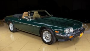 Picture of 1989 Jaguar XJS V12 Cabriolet Convertible 35k miles $21.9k For Sale