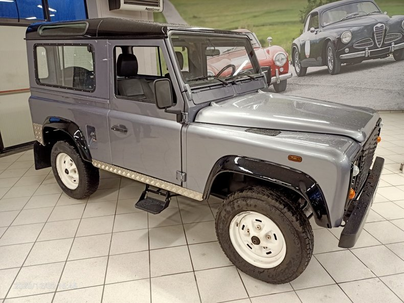 1994 Land Rover Defender defender SUV AWD - 3 Doors LHD For Sale (picture 2 of 11)