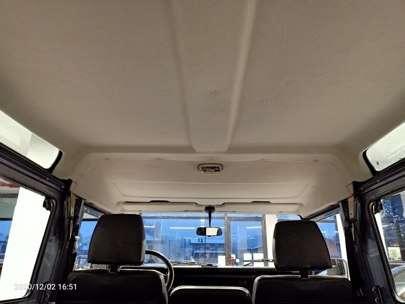 1994 Land Rover Defender defender SUV AWD - 3 Doors LHD For Sale (picture 8 of 11)