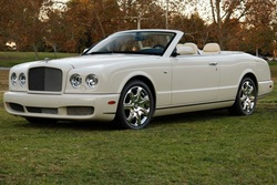 2008 Bentley Azure Convertible clean Ivory(~)Tan 18k miles For Sale (picture 1 of 12)