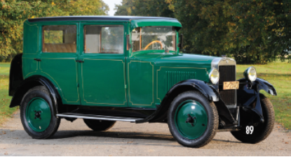 Picture of 1925 Donnet Type G Saloon For Sale