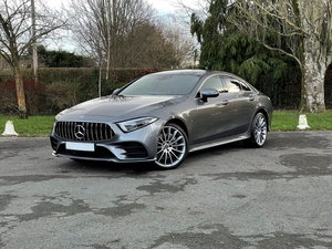 Picture of 2019 Mercedes-Benz CLS