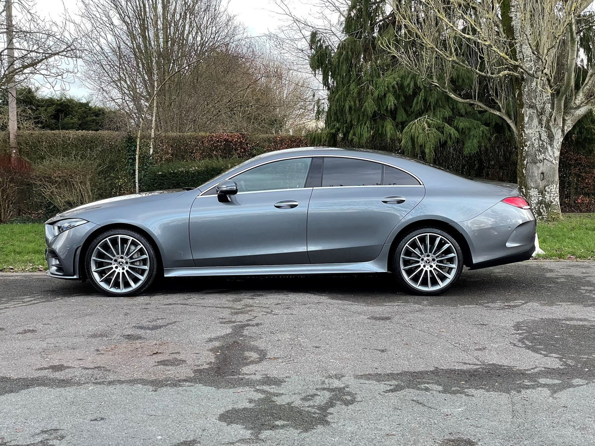 2019 Mercedes-Benz CLS For Sale (picture 2 of 20)