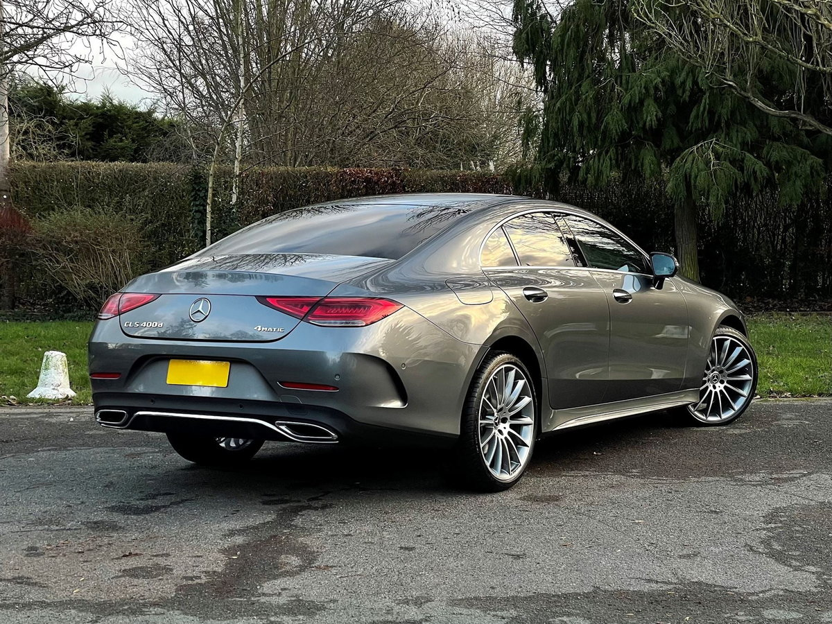 2019 Mercedes-Benz CLS For Sale (picture 4 of 20)