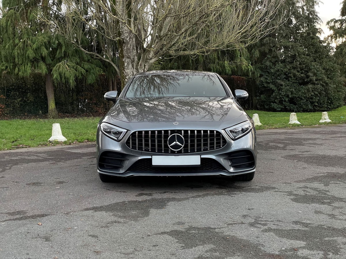 2019 Mercedes-Benz CLS For Sale (picture 9 of 20)