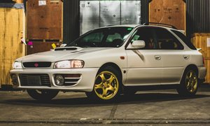 Picture of 1996 Subaru Impreza WRX stI wagon WRX Sports RHD 14.5k For Sale