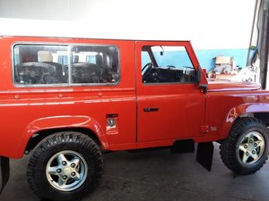 Picture of 1990 Land Rover Defender defender SUV AWD 4x4 LHD For Sale