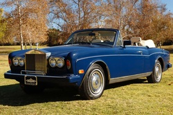 Picture of 1993 Rolls-Royce Corniche IV 25th Anni Edition Rare 1 of 25 For Sale