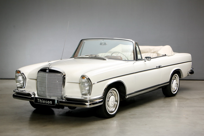 1967 300 SE 6,3 Ltr. Cabriolet For Sale (picture 1 of 12)