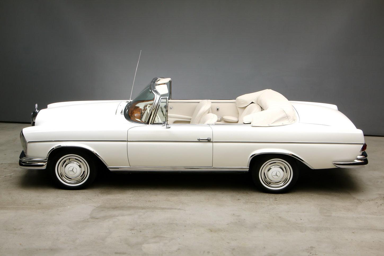 1967 300 SE 6,3 Ltr. Cabriolet For Sale (picture 2 of 12)
