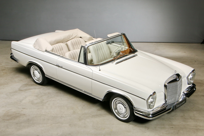1967 300 SE 6,3 Ltr. Cabriolet For Sale (picture 6 of 12)