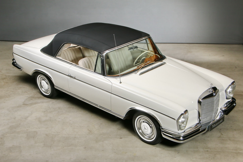 1967 300 SE 6,3 Ltr. Cabriolet For Sale (picture 8 of 12)