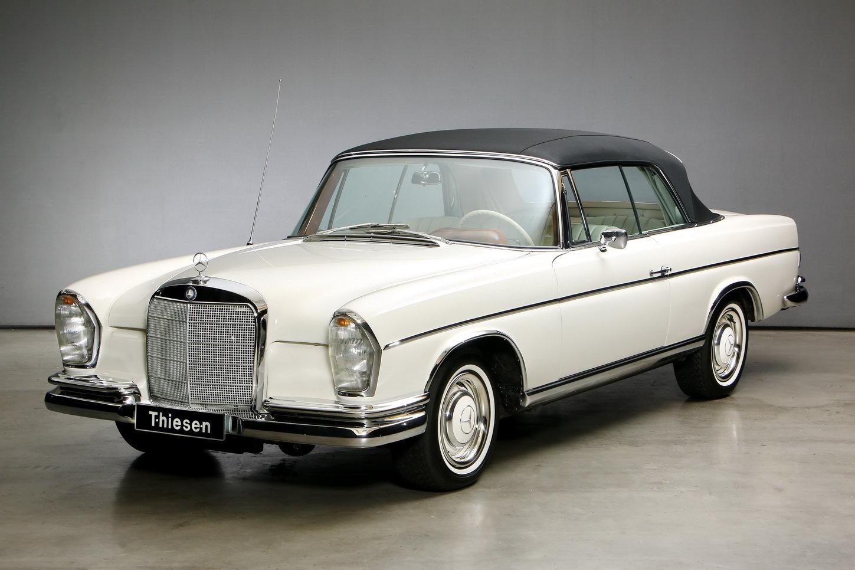 1967 300 SE 6,3 Ltr. Cabriolet For Sale (picture 9 of 12)