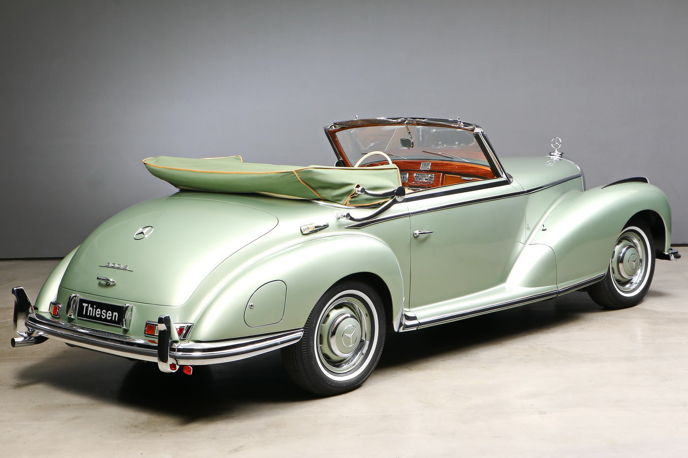 1953 300 S Cabriolet For Sale (picture 5 of 12)