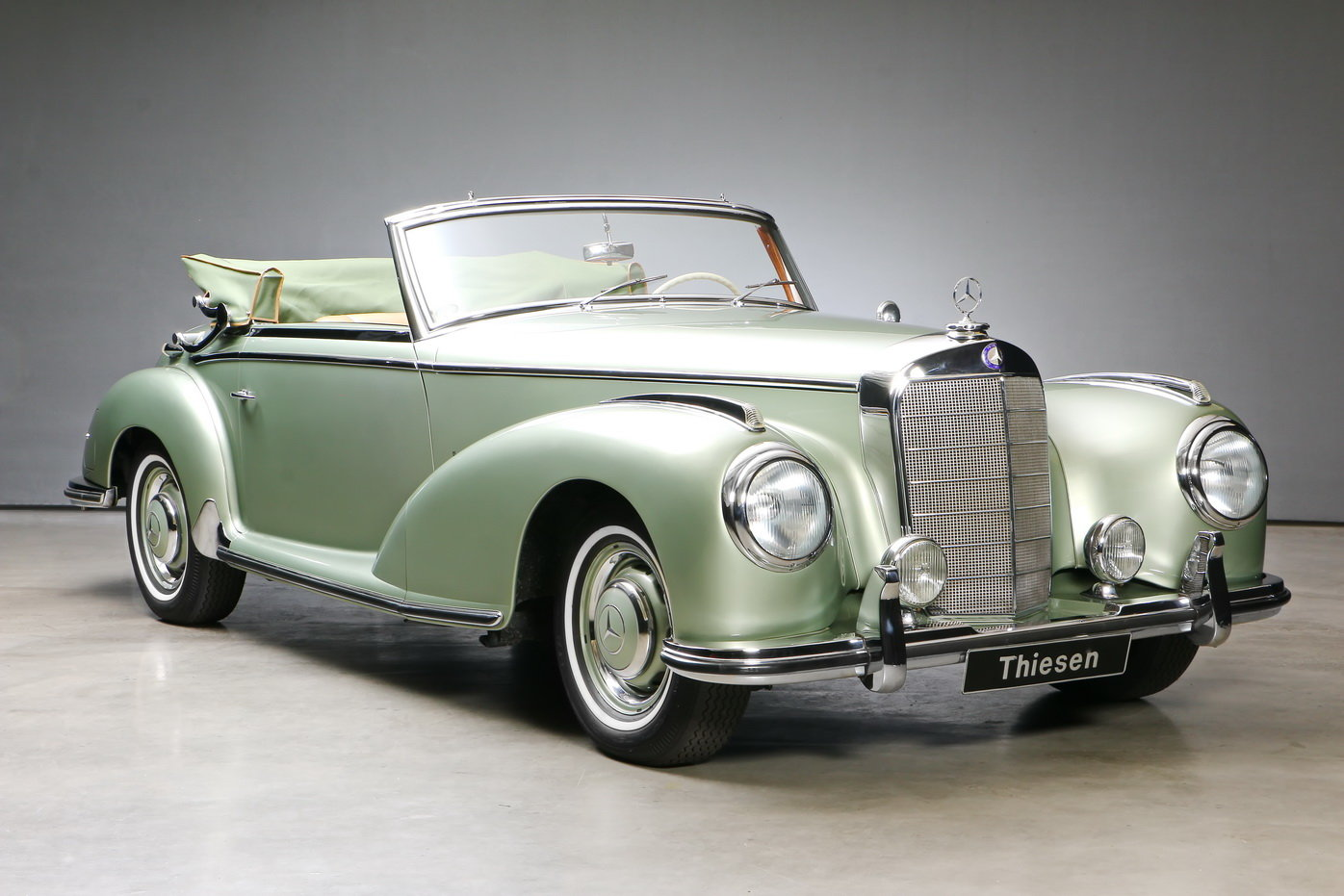 1953 300 S Cabriolet For Sale (picture 7 of 12)