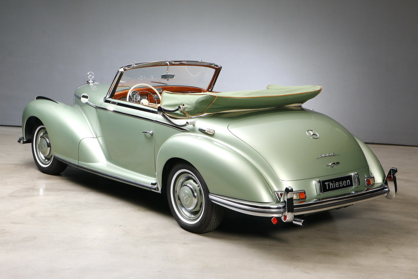 1953 300 S Cabriolet For Sale (picture 12 of 12)