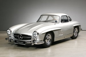 Picture of 1955 300 SL Coup For Sale
