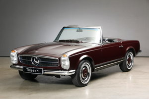 Picture of 1965 230 SL Roadster For Sale