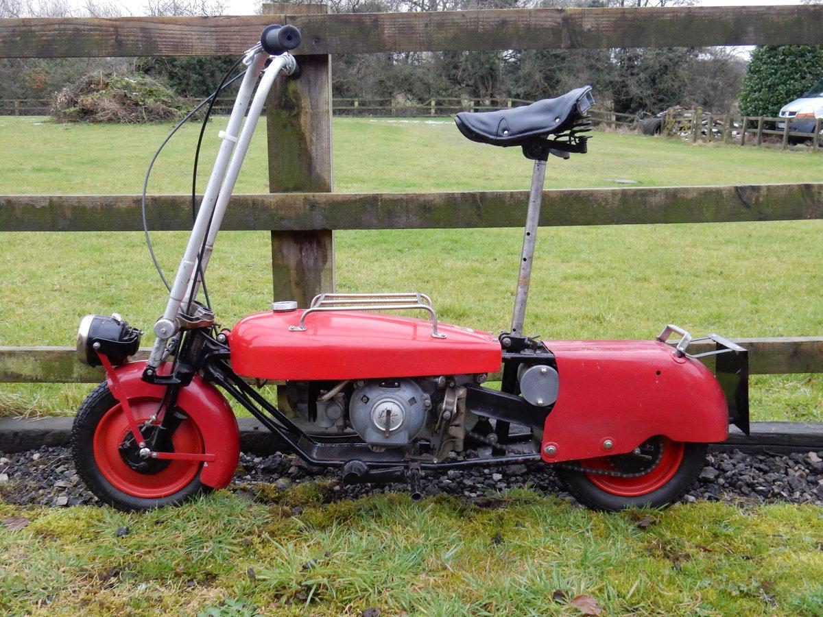 Brockhouse Corgi  98cc  1948 For Sale (picture 1 of 12)