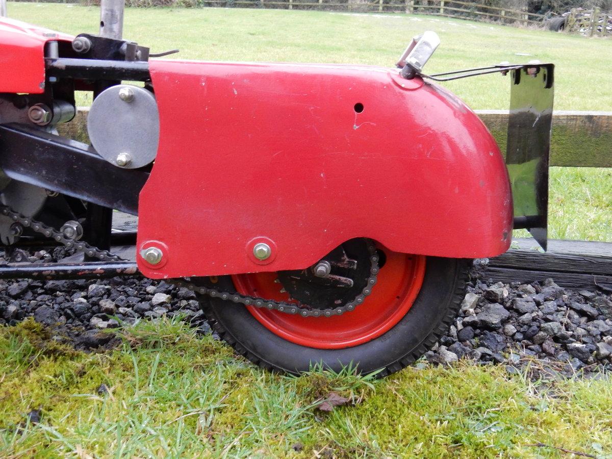 Brockhouse Corgi  98cc  1948 For Sale (picture 2 of 12)