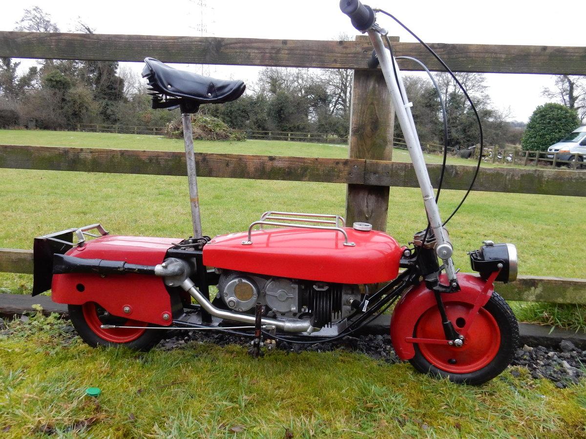 Brockhouse Corgi  98cc  1948 For Sale (picture 8 of 12)