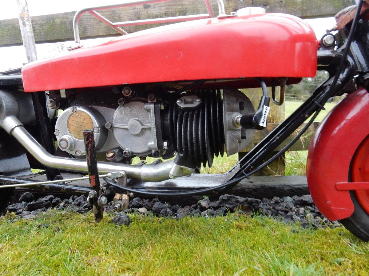 Brockhouse Corgi  98cc  1948 For Sale (picture 10 of 12)
