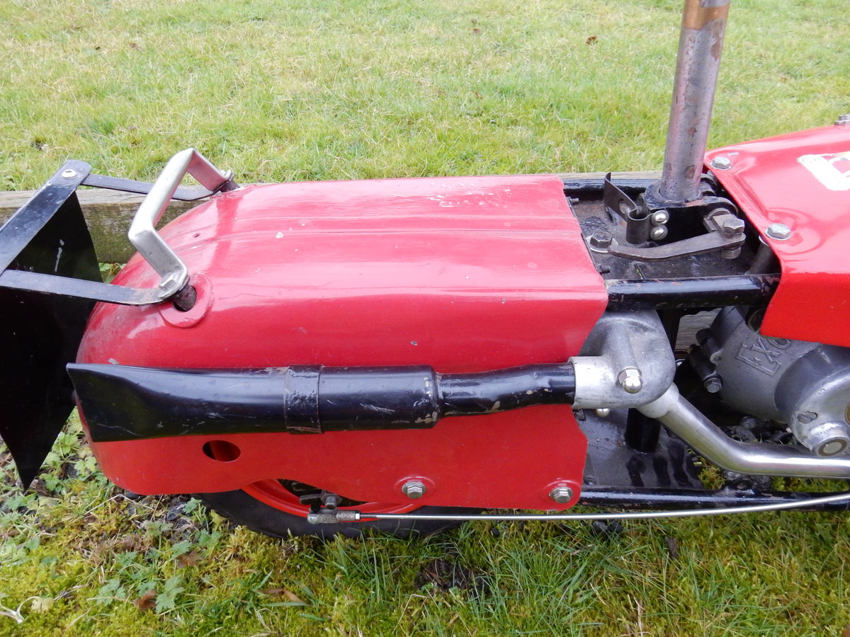 Brockhouse Corgi  98cc  1948 For Sale (picture 12 of 12)