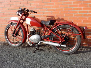 Picture of OEC Atlanta 10D (Osborn Engineering Company) 122cc  1950 For Sale