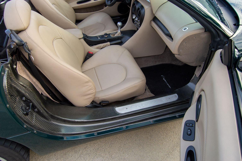 2003 Panoz Esperante  Roadster low 15k miles 5 spd $44.5k For Sale (picture 8 of 12)