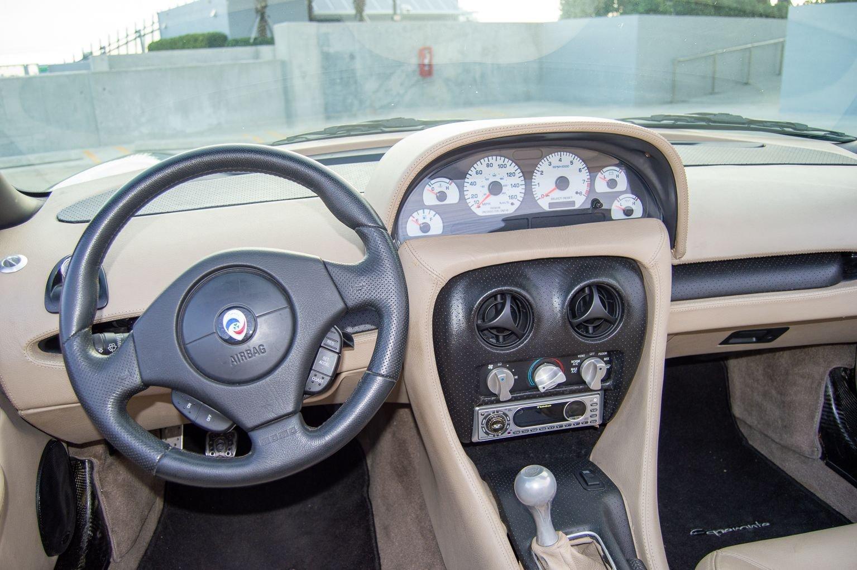 2003 Panoz Esperante  Roadster low 15k miles 5 spd $44.5k For Sale (picture 9 of 12)