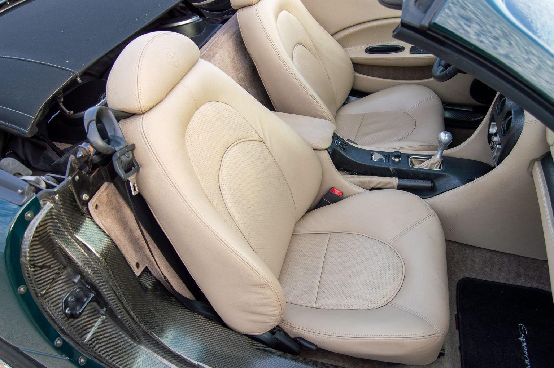 2003 Panoz Esperante  Roadster low 15k miles 5 spd $44.5k For Sale (picture 11 of 12)