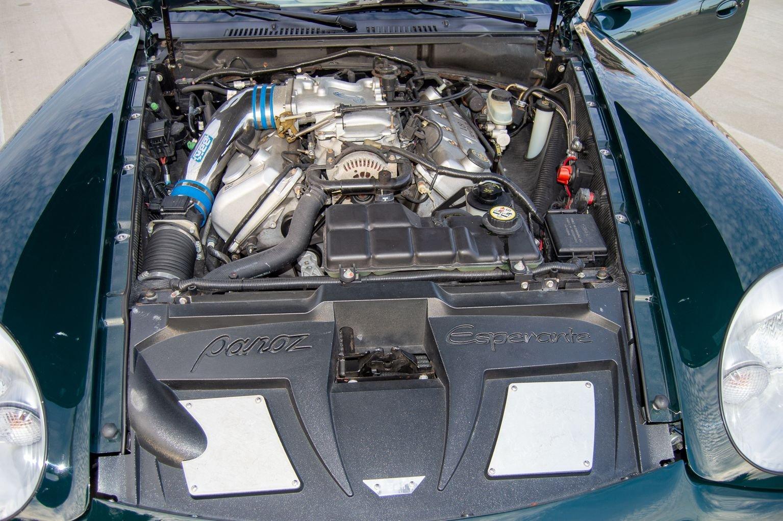 2003 Panoz Esperante  Roadster low 15k miles 5 spd $44.5k For Sale (picture 12 of 12)