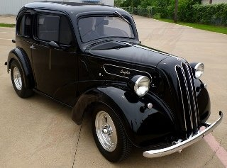 1948 Ford Anglia  many mods fresh rebuilt drivetrain  $48.5k For Sale (picture 1 of 12)
