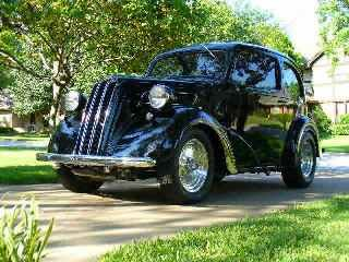 1948 Ford Anglia  many mods fresh rebuilt drivetrain  $48.5k For Sale (picture 2 of 12)