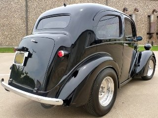 1948 Ford Anglia  many mods fresh rebuilt drivetrain  $48.5k For Sale (picture 3 of 12)