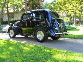 1948 Ford Anglia  many mods fresh rebuilt drivetrain  $48.5k For Sale (picture 4 of 12)